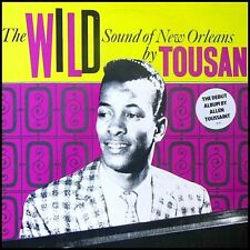 ALLEN TOUSSAINT sealed WILD SOUNDS OF NEW ORLEAN RCA lp FIRST SOLO by writer pro