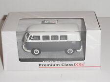PREMIUM CLASSIXXS. `VOLKSWAGEN T1 BUS `, GREY & WHITE LTD TO 500 ONLY. NEW.