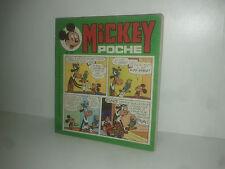 MICKEY POCHE MENSUEL n° 36  WALT DISNEY 1977