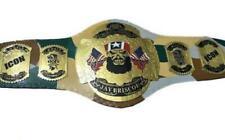 ROH Wrestling Championship Belt Adult