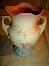 Vintage Hull Vase Wild Flower W4-6 1/2 Pink and Blue No chips, cracks 9404