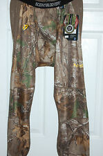 scentblocker baselayer nts 2.5 pants leggings next to skin xl realtree s3