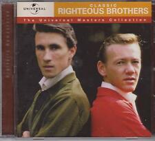 RIGHTEOUS BROTHERS - THE UNIVERSAL MASTERS COLLECTION - CD - NEW -