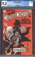 WONDER WOMAN #187 (1970) CGC 9.2 NM- / DC Comics / Diana Prince era!