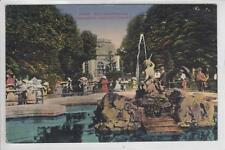 AK Wien XIII, Schönbrunn, Menagerie, Seehundsbassin 1910