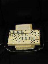 #616 Vintage Puremco Ivory Dominos Standard
