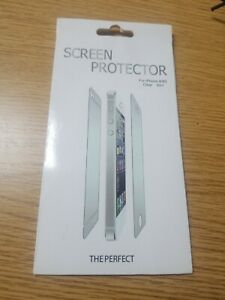 """iPhone 4/4S Screen Protector """"THE PERFECT"""" Pack High Quality Anti Scratch UV Ray"""