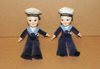 SAILOR DOLL Empire Sticker SS ORONSAY ORSOVA Vintage Cloth Velvet Wellings Style