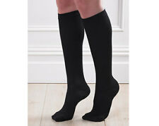 Mens Anti fatigue  compression socks - 1 pair black