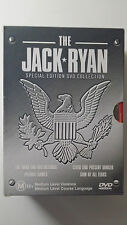 The Jack Ryan Special Edition DVD Collection (Movies 1 to 4) R4 DVD Box Set