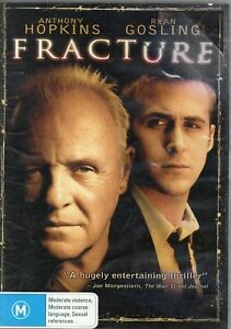 Fracture (DVD, 2013)  #BC12