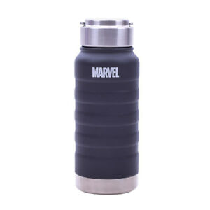 Marvel Captain America Vacuum Insulated Stainless Steel Bottle Keep Warm 17 Oz
