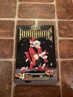 Kurohime Volume 4 English Manga Masanori Viz FREE SHIPPING
