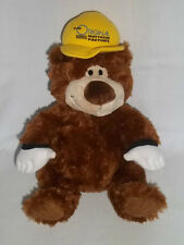 "GUND Original Mattress Factory 9"" Plush PJ Jr Bear 46634 Brown Stuffed Animal"