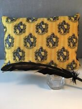 "Harry Potter/Hogwarts Pre-filled Cushion 10"" x 13"" for Hufflepuff House"