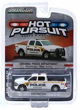 1:64 GreenLight *HOT PURSUIT R16* 2014 Dodge Ram 1500 CORNING POLICE DEPT NIP!
