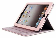 The New iPad iPad2 iPad3 Witch Girl Stand Case Cover Premium Smart PU Leather