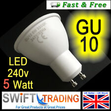 5W GU10 LED Bulbs Spotlight Downlight Light Bulb energy rating of A+