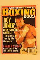 Boxing 2003 Magazine, Roy Jone - April 2003
