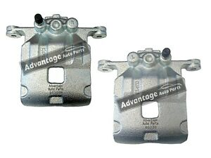 FOR FORD FIESTA MK6 2008-ONWARD FRONT R & L BRAKE CALIPERS PAIR OE QUALITY - NEW