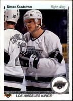 1990-91 Upper Deck Hockey Cards 251-500 Pick From List