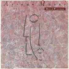 "ALISON MOYET WITH DAVID FREEMAN - Sleep Like Breathing (12"") (VG-/VG)"