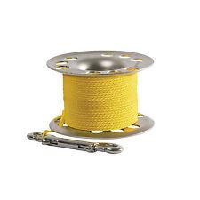 Mares XR Spool stainless Steel Reel Scuba Diving Tech Gear 415764 15M – 45'