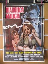 A6104  DIABOLICA MALICIA ANDREA BIANCHI BRITT EKLAND MARK LESTER