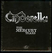Cinderella The Mercury Years Box Set 5 CD new