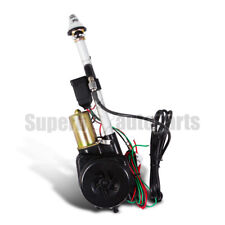For 12V Full Power Antenna AM FM 5 Section MAST Powerful Reception Kit