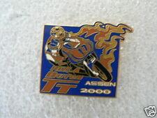 PINS,SPELDJES DUTCH TT ASSEN OR SUPERBIKES MOTO GP 2000 B DUTCH TT ASSEN
