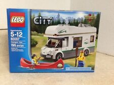 Lego City Camper Van 60057 Canoe With Paddles 2 Minifigs (PRIORITY SHIPPING)