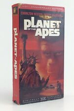 Used Planet Of The Apes VHS 1967 30th Anniversary Addition Charlton Heston J108