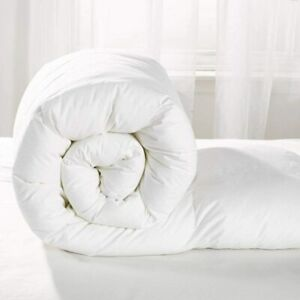 Anti-Allergy 15Tog Duvet/Quilt Available in Uk Size Single,Double,King,SuperKing