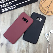 Matte Mobile Phone Cases/Covers for Samsung iPhone 8 Plus