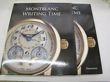 More details for book montblanc - writing time by flammarion