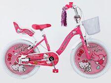 "20 Zoll 20"" Hello Kitty Kinder Mädchen Rad Kinderfahrrad Fahrrad Mädchenfahrrad"