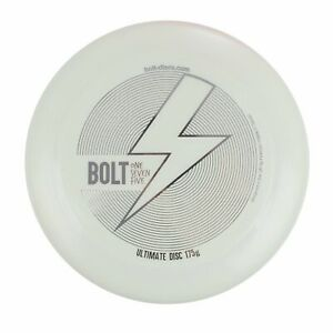 Frisbee BOLT OneSevenFive - Ultimate Frisbee Flying Disc! - Glow in the Dark