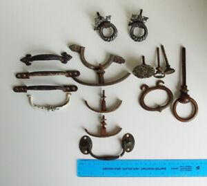 Job lot of Vintage Metal handles 1kg