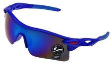 Fahrrad Sonnenbrille Radbrille Radsport Sportbrille Cycling Unisex Brille, blau
