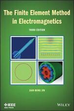 The Finite Element Method in Electromagnetics [Wiley - IEEE]