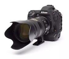 easyCover Nikon D5 EA-ECND5B Protective Camera Cover BLACK Silicone NWB