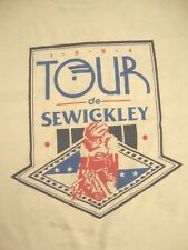 Vintage Tour de Sewickley 1994 Biking Racing 90s France T Shirt XL
