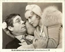 DOROTHY LEE JOE E BROWN LOCAL BOY MAKES GOOD ORIG 1st NATIONAL FILM STILL