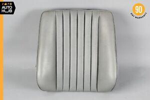 86-95 Mercedes W124 300E Sedan Front Right Side Top Upper Seat Cushion Gray OEM