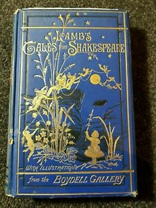 Lamb's Tales from Shakespeare with Illustrations from the Boydell Gallery (1890)