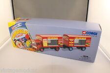 Corgi Chipperfield's Circus AEC Cage Truck & Trailer, #97889, NMIB