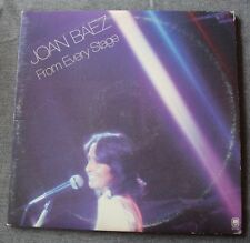 Joan Baez, from every stage, 2LP - 33 Tours
