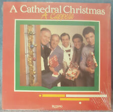 Cathedrals A CAPPELLA A Cathedral Christmas 1985 LP Riversong Records SEALED