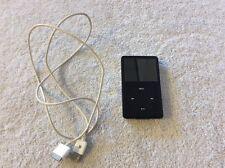 Apple iPod classic 6th Generation Black (MB150LL) (160GB) SUPER CLEAN BUNDLE!